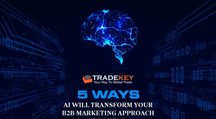 Five Ways AI Will Transform Your B2B Marketing Approach This Year