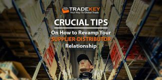 Revamp Supplier Distributor Relationship